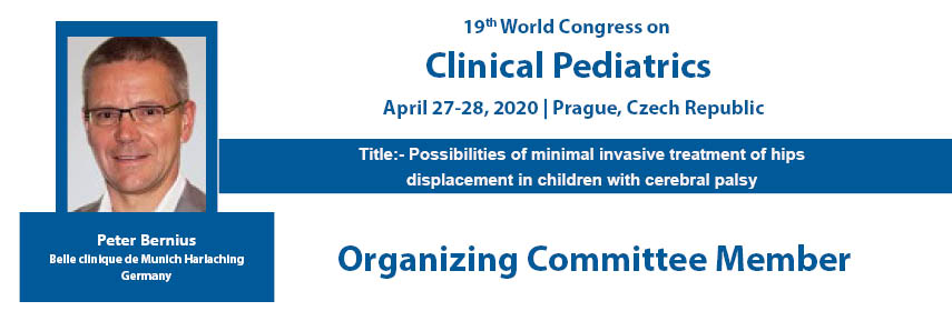 - Clinical Pediatrics Congress 2020