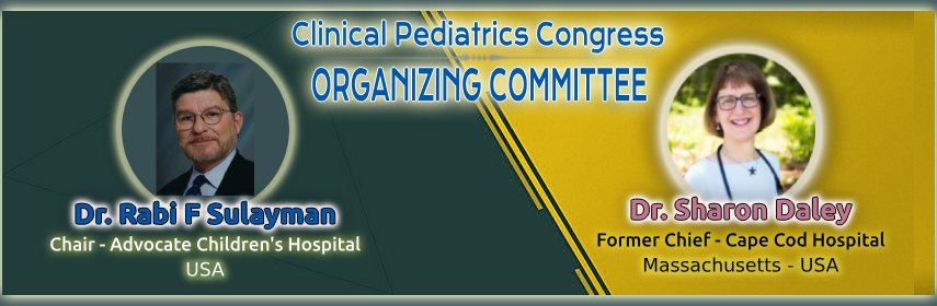Clinical Pediatrics Congress | Pediatrics Conferences | Child Healthcare Events | Global Neonatal Me - Clinical Pediatrics Congress