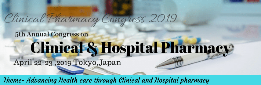 - Clinical Pharmacy Congress 2019