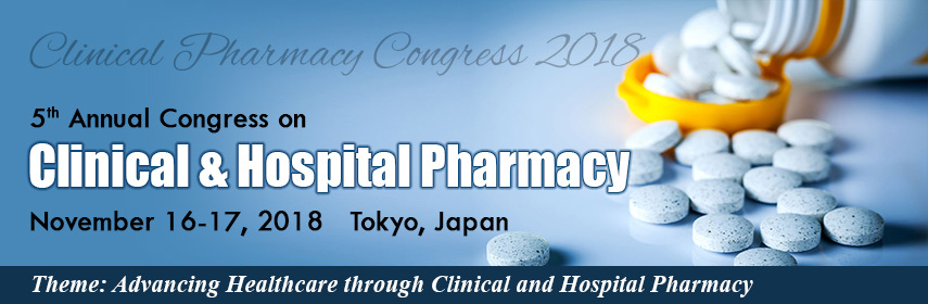 - Clinical Pharmacy Congress 2018