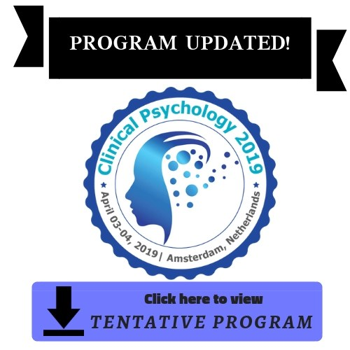 Exhibitor | Clinical psychology | Psychology conferences
