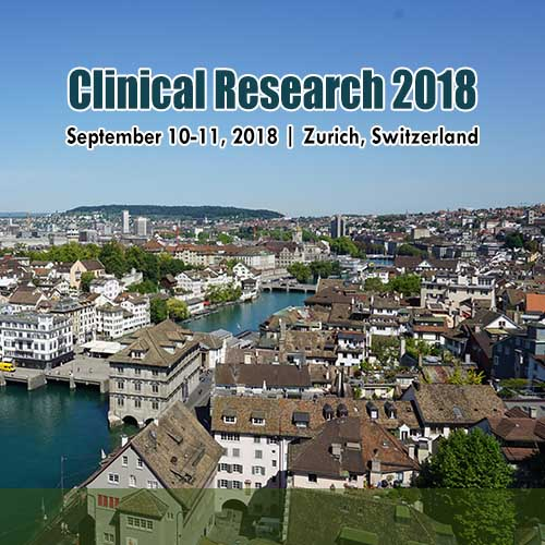 6th International Conference on Advanced Clinical Research and Clinical Trials, Zurich, Switzerland