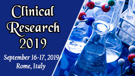 25th International Conference on Advanced Clinical Research and Clinical Trials , Rome, Italy