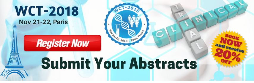 World congress on Clinical Trials & Regulatory Affairs - WCT-2018