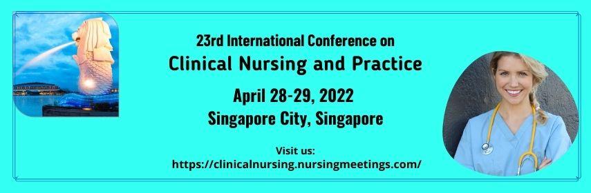 CLINICAL NURSING 2022 - Clinical Nursing 2022