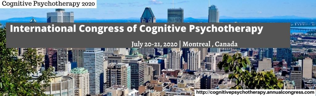 - Cognitive Psychotherapy 2020