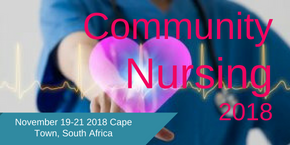 International Conference on Community Nursing and Public Health , Cape Town,South Africa