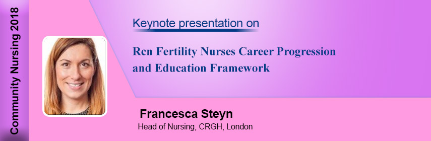 Community Nursing 2018 | Francesca Steyn | Public Health - Community Nursing 2018