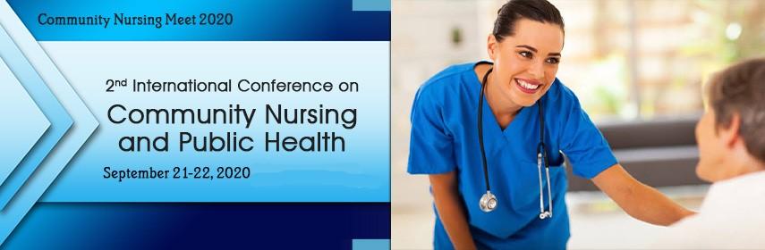 Community Nursing Conference 2020_Top Nursing Events_Public Health Meetings_Nursing Education Congre - Community Nursing 2020