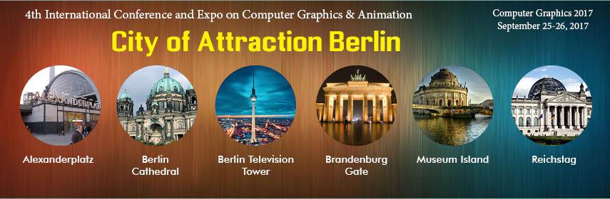 CGA 2017 Banner - Computer Graphics 2017
