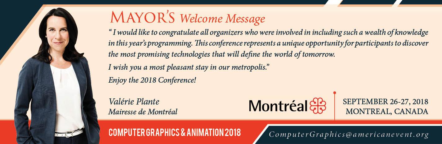 ComputerGraphics2018_message - Computer Graphics & Animation 2018