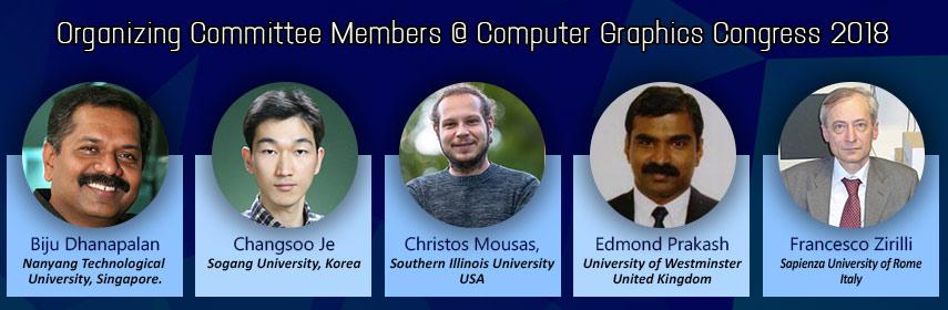- Computer Graphics Congress 2018
