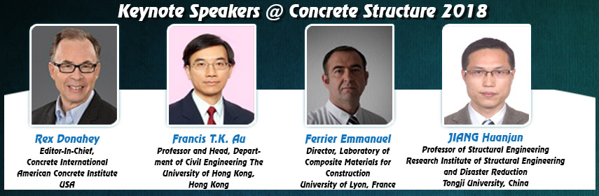 - Concrete Structure 2018