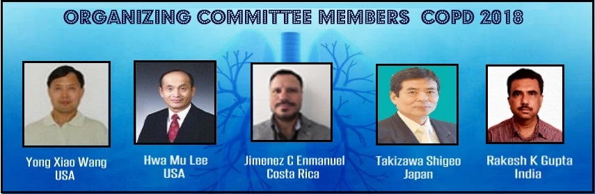 lung conferences - COPD 2018