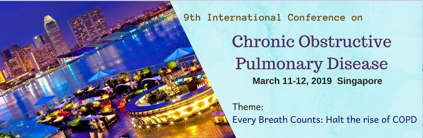 Lung Conferences - Copd 2019