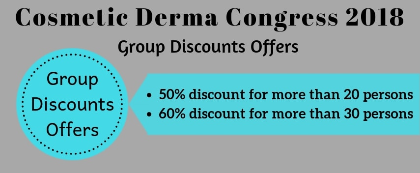 Cosmetic Derma Congress 2018 - Cosmetic Derma Congress 2018
