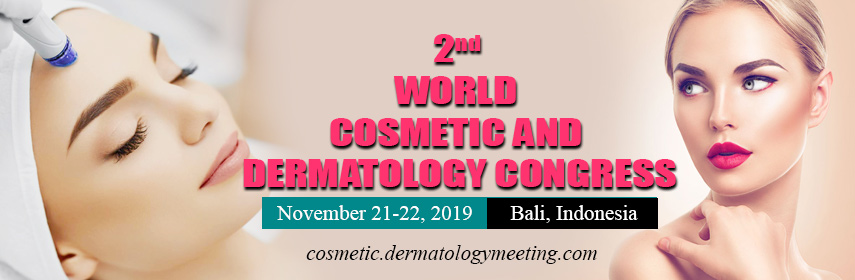 Banner of Dermatology Congress and Cosmetic Care Events - Cosmetic Derma Congress 2019