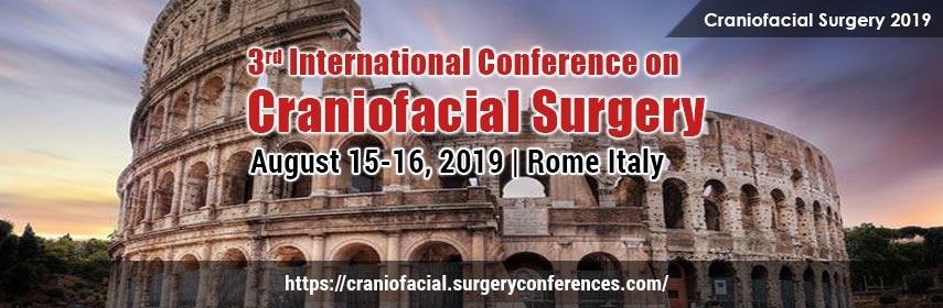 - Craniofacial Surgery 2019