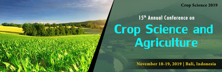 Crop Science | 2019 - Crops Meet 2019