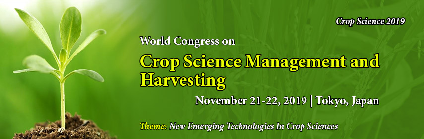 - Crop Science 2019