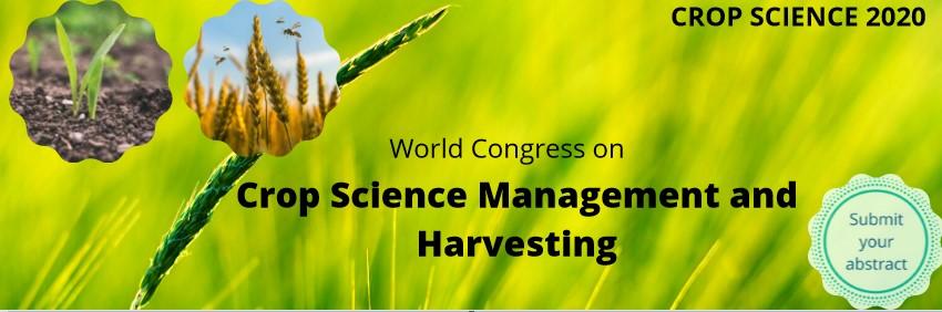 - Crop Science 2020