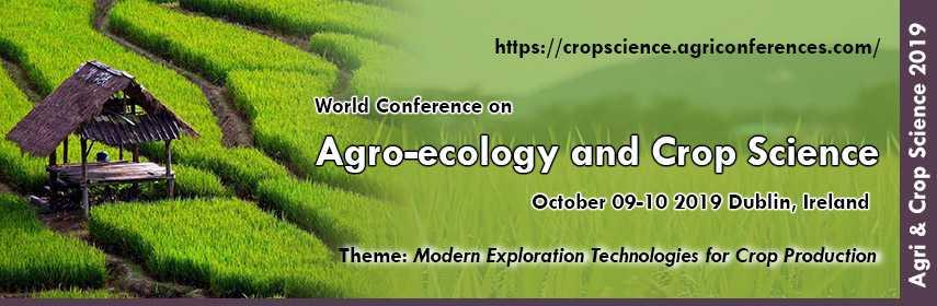 - Agri & Crop Science 2019