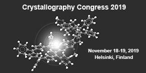 5th International Conference on Crystallography & Novel Materials , Helsinki,Finland