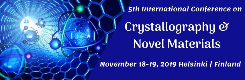 - Crystallography Congress 2019