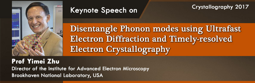 - Crystallography 2017