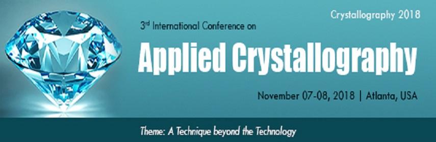 - Crystallography 2018