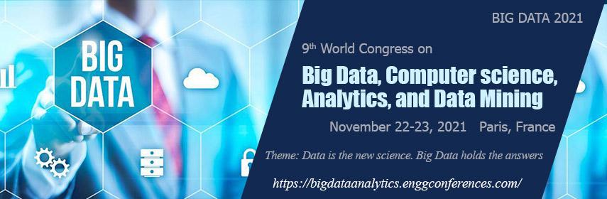 - Big Data 2021