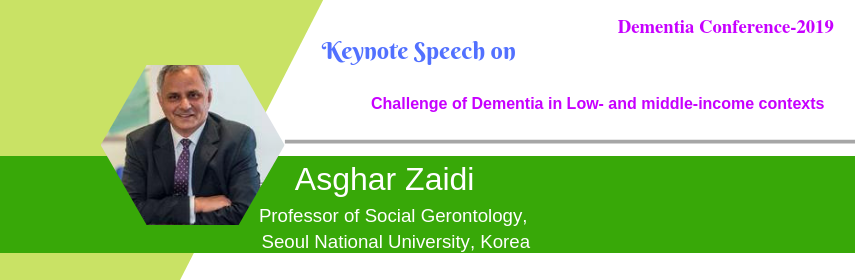 - Dementia Conference 2019