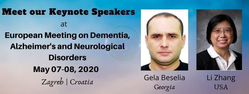 - Euro Dementia 2020