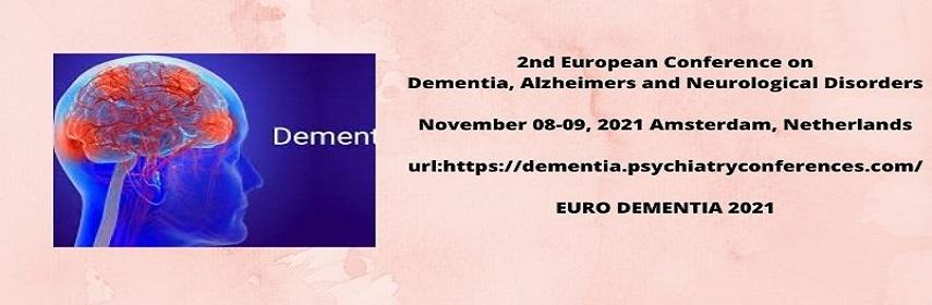 - Euro Dementia 2021