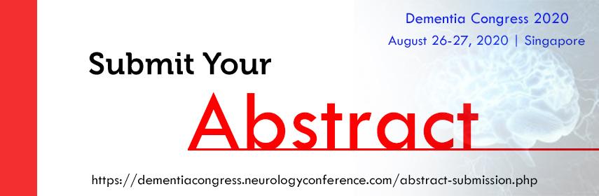 Dementia congress 2020 - Dementia Congress 2020
