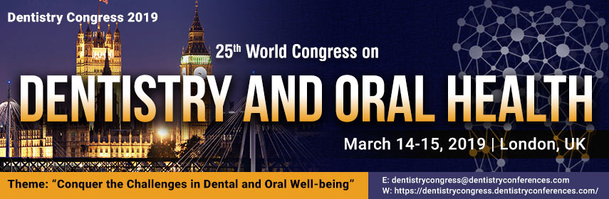 - Dentistry Congress 2019