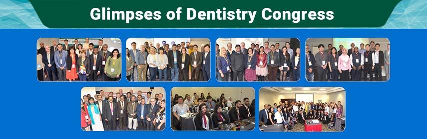 - Dentistry Congress 2021