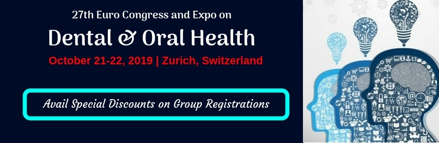 Dental Conferences 2019 | Dentistry Conferences | Oral Health