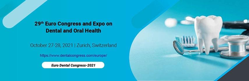 - Euro Dental Congress-2021