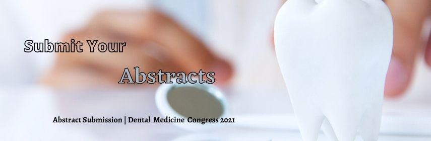 - Dental Medicine Congress 2021