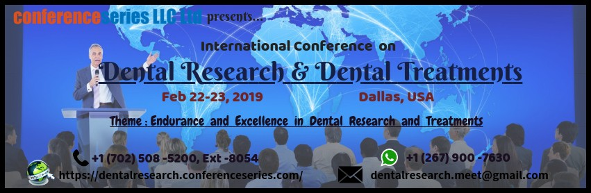 - Dental Research 2019