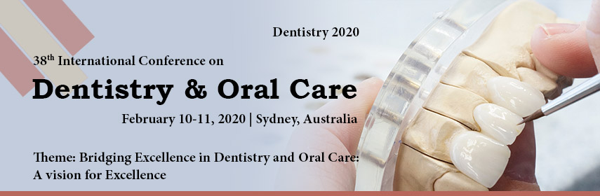 Dentistry 2020 Abstract submission