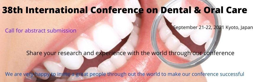 - dentistry 2021