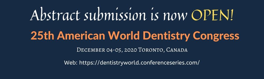 - Dentistry World 2020