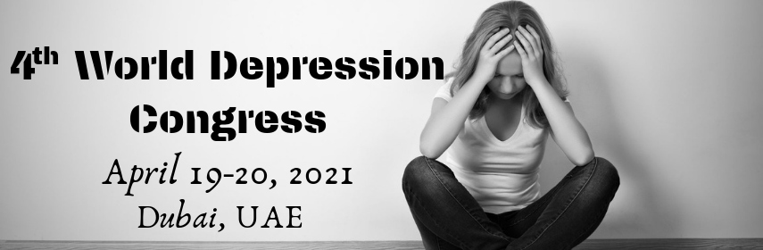 Home page slide show | Depression Congress 2019 | Duabi | UAE