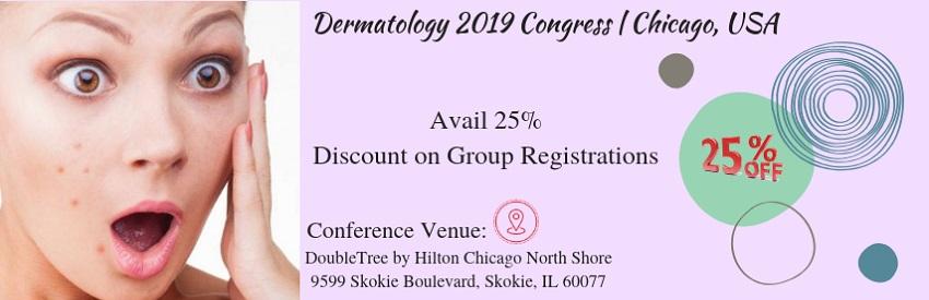 - Experimental Dermatology 2019