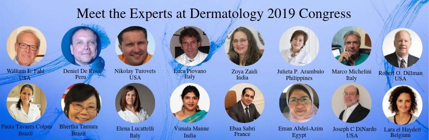 - Dermatology 2019