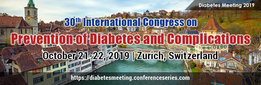 Diabetes Conferences - diabetes meeting 2019