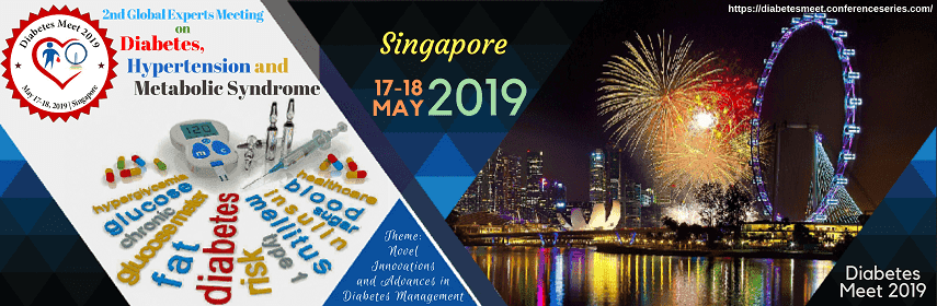 Diabetes Conference Homepage Banner - Diabetes Meet 2019
