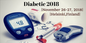26th International Diabetes and Healthcare Conference , Helsinki,Finland